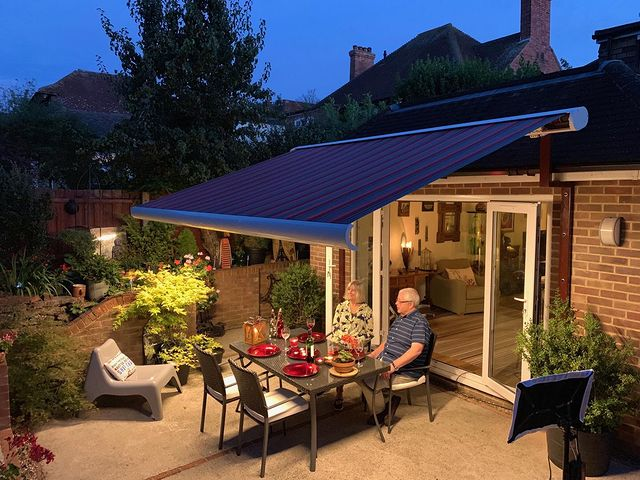 awnings Bickley
