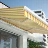 what's th difference between non , half and full cassette awnings